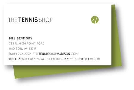 The Tennis Shop