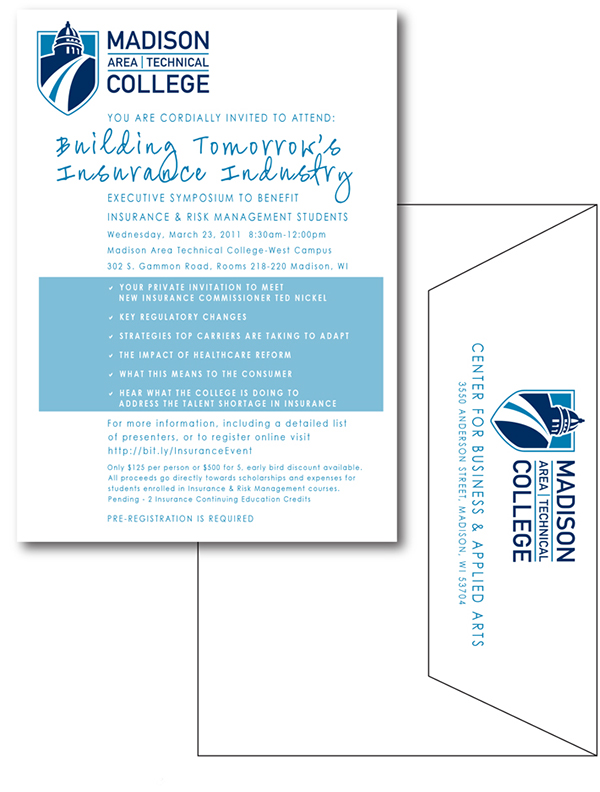 Madison Area Technical College Invitation