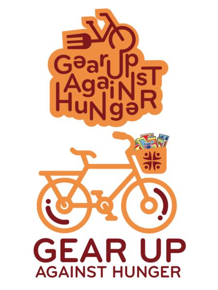 Gear Up Against Hunger logos