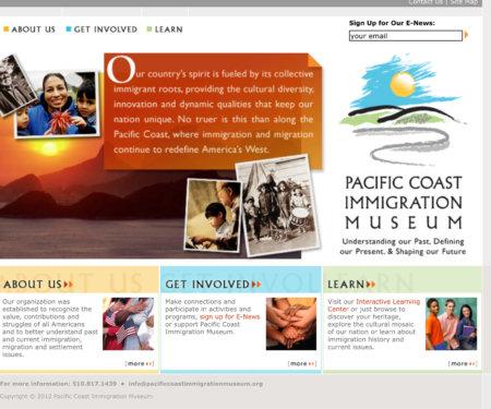 Pacific Coast Immigration Museum