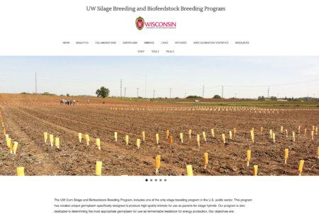 UW Cornbreeding Program