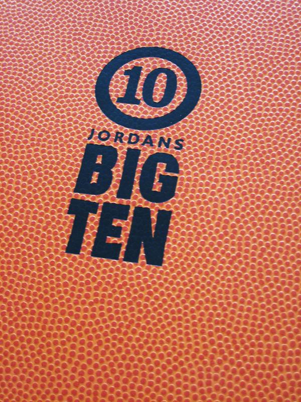 Big Ten Pub Menu