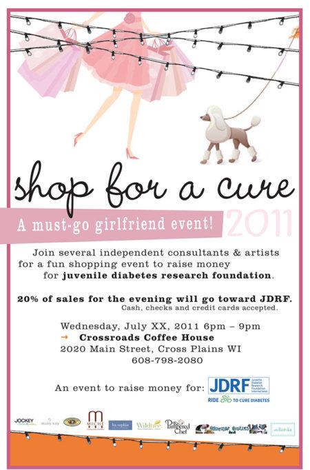 Juvenile Diabetes Research Foundation Promos