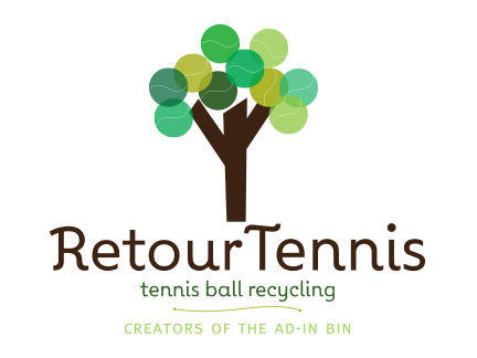 Retour Tennis Logo